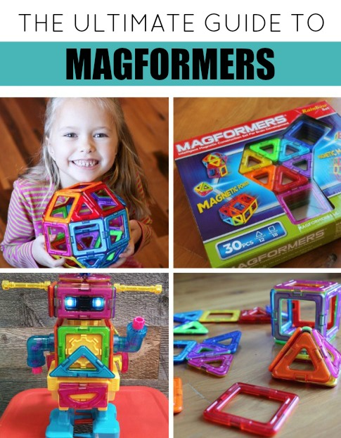 The Ultimate Guide to Magformers Ideas