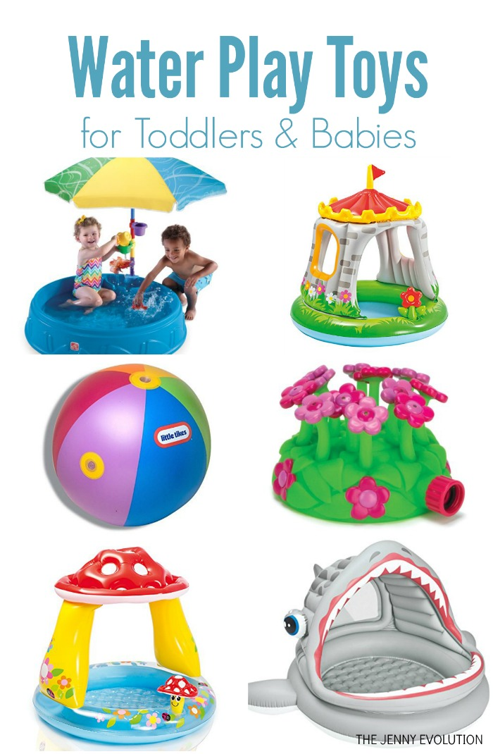 WATER PLAY TOYS for Toddlers and Babies