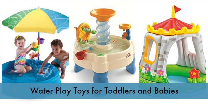Water Play Toys FB