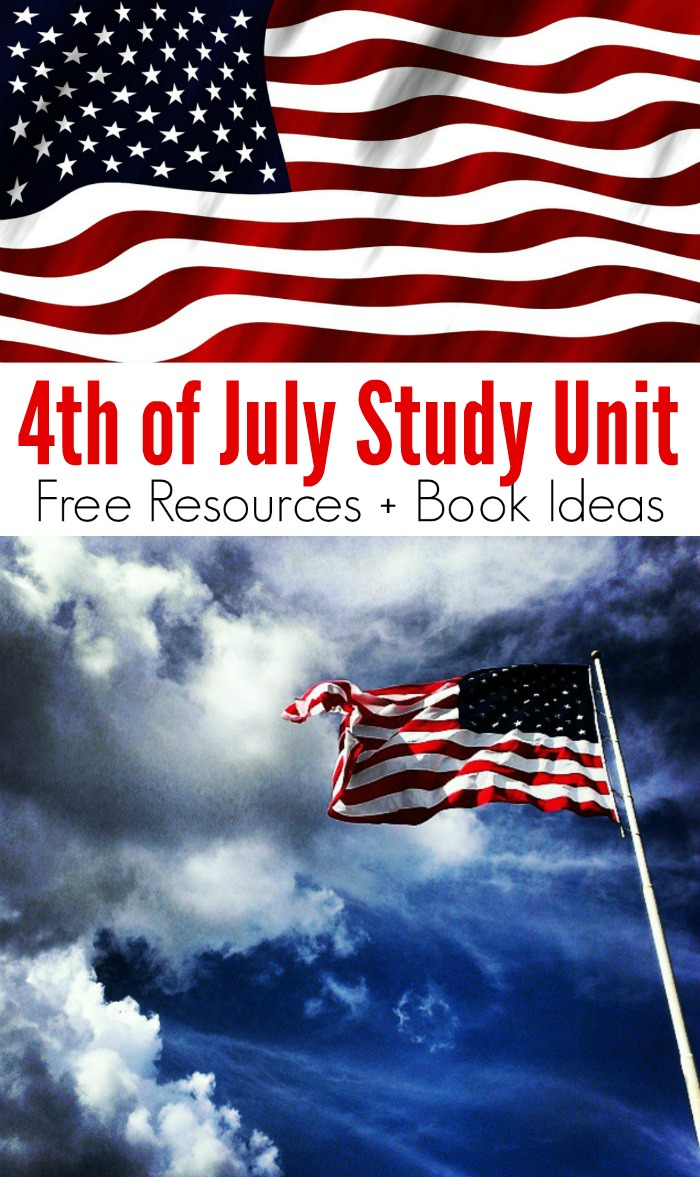 4th of July Study Unit