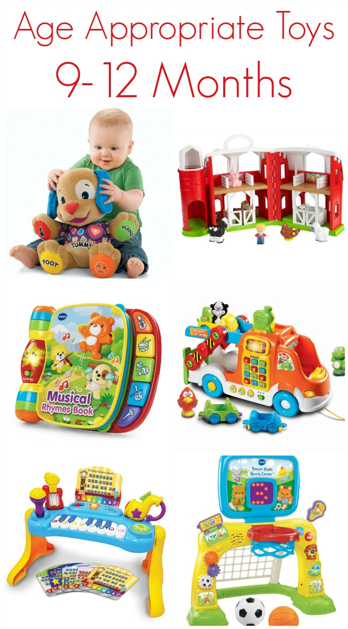 Toys For A 9 Month Old : Development top baby toys for ages months