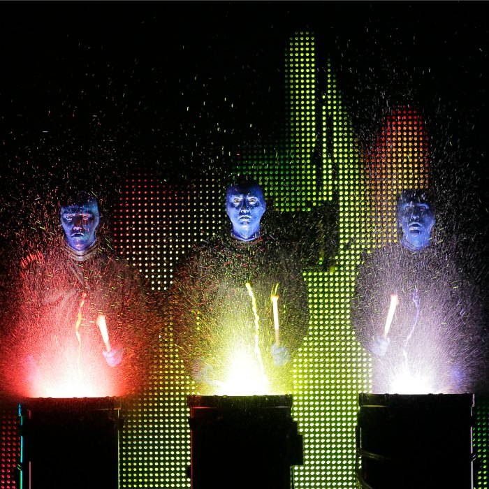 Blue Man Group - square