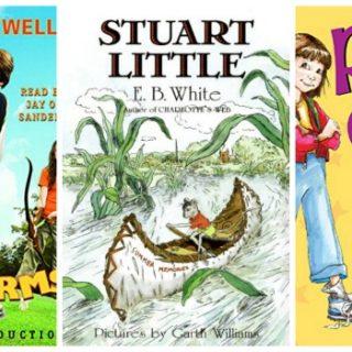 20 Captivating Children Audio Books for Road Trips