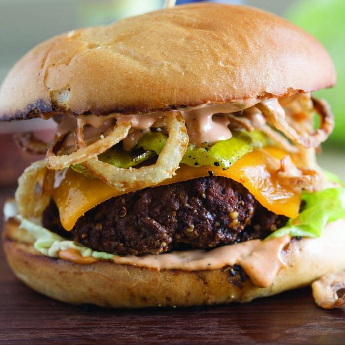 Cowboy Burger Square