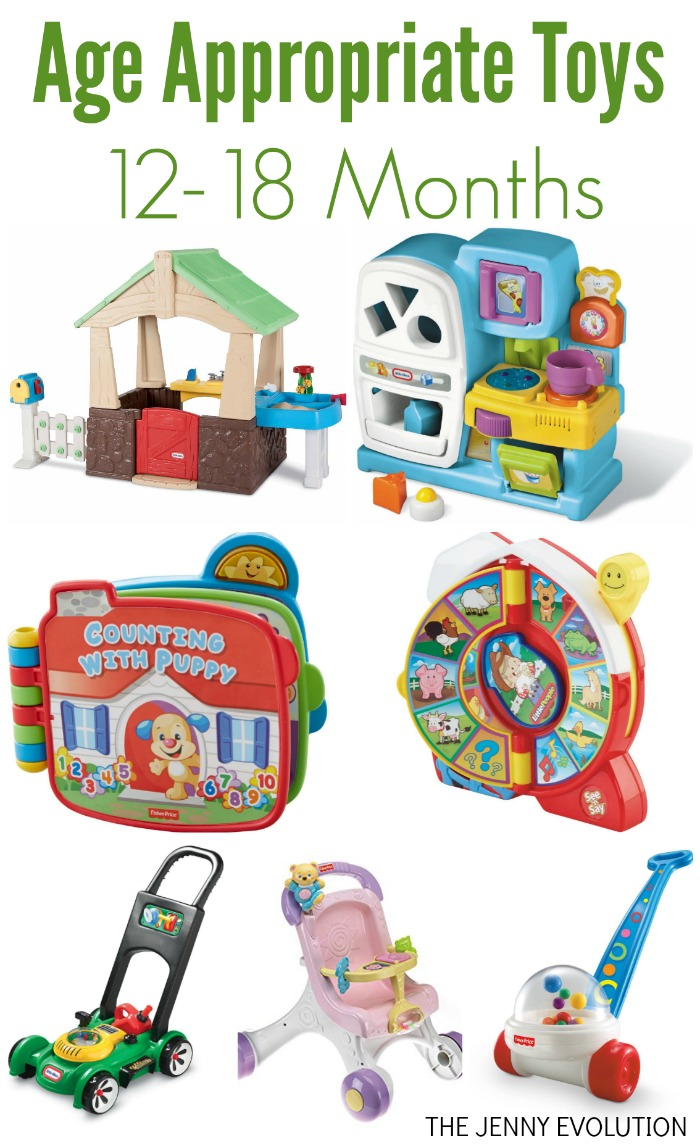 Toys For 18 Months : Developmentally appropriate toys for infants months