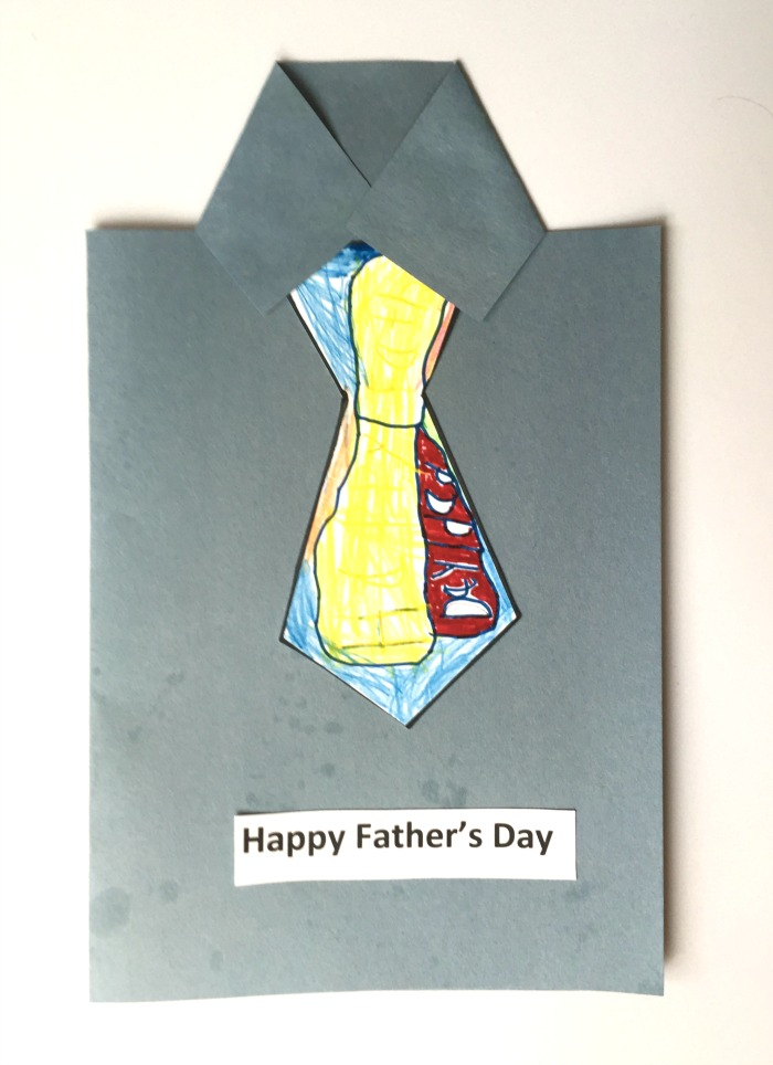 Fathers Day Card Idea 2