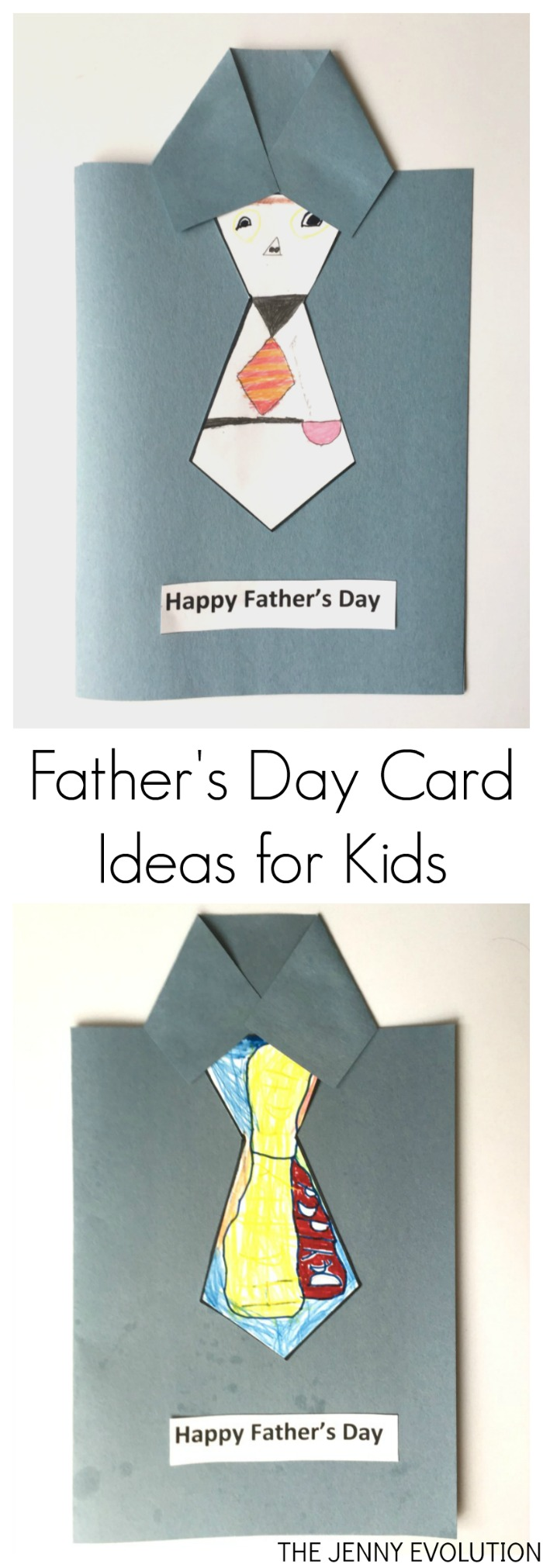 Father's Day Card Ideas for Kids