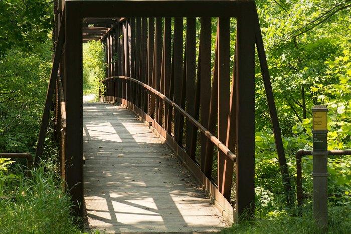 Fort Sheridan Bridge