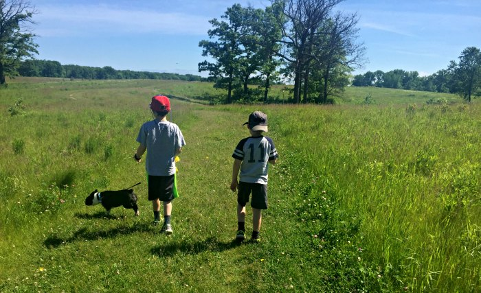 Fort Sheridan Walking Lucy