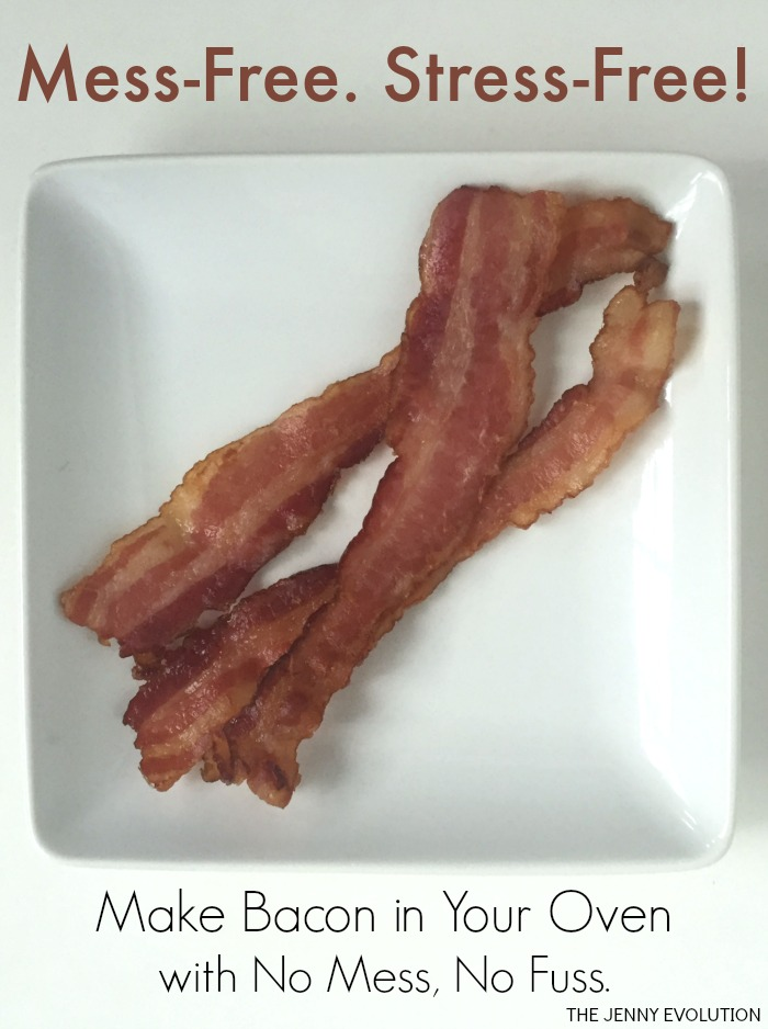How to Bake Mess Free Bacon in Your Oven