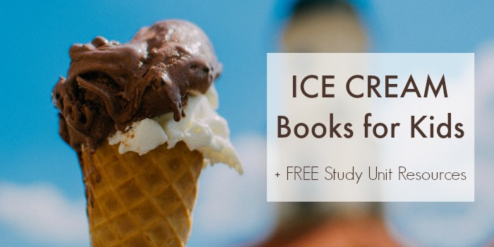 ice cream books for children