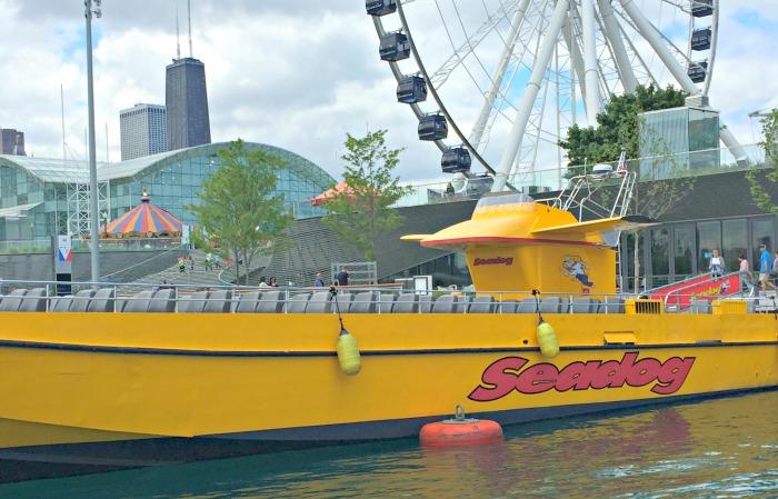Seadog Ship
