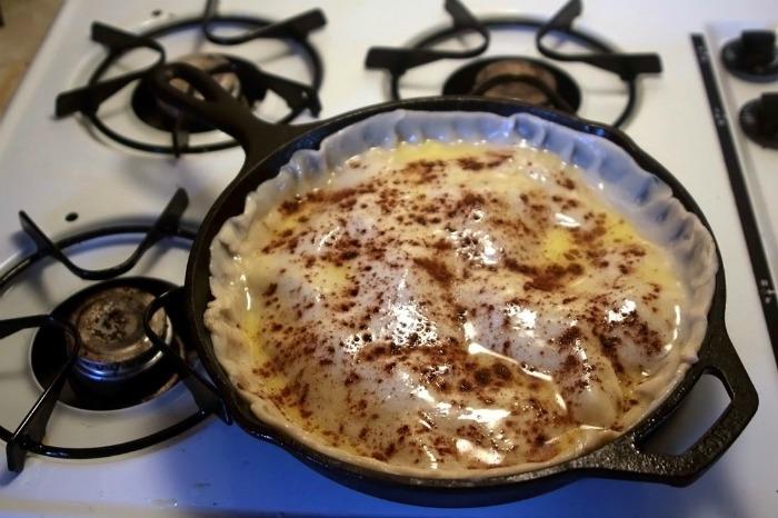 Skillet Pie 4