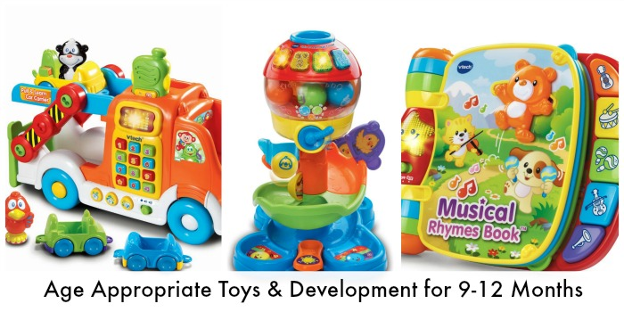 Toys For Ages 9 12 : Development top baby toys for ages months