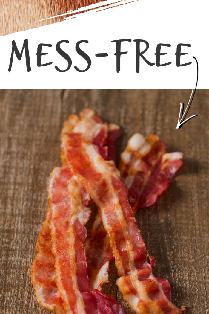 How to Cook Mess-Free Bacon in the Oven | Mommy Evolution