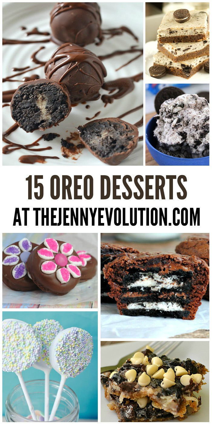 15 Mouthwatering Oreo Recipes! | Mommy Evolution