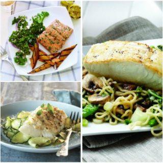 6 Healthy Fish Recipes FB