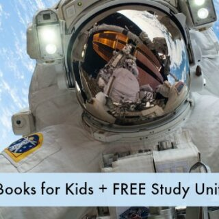 Astronaut Books for Kids (Unit Study)
