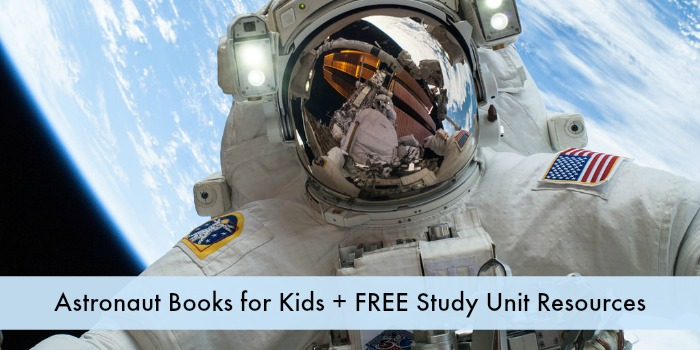 astronaut books for children