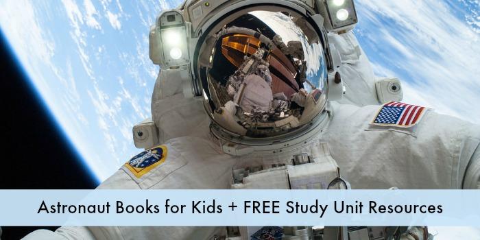 astronaut books for children