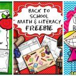 Back to School Freebies FB