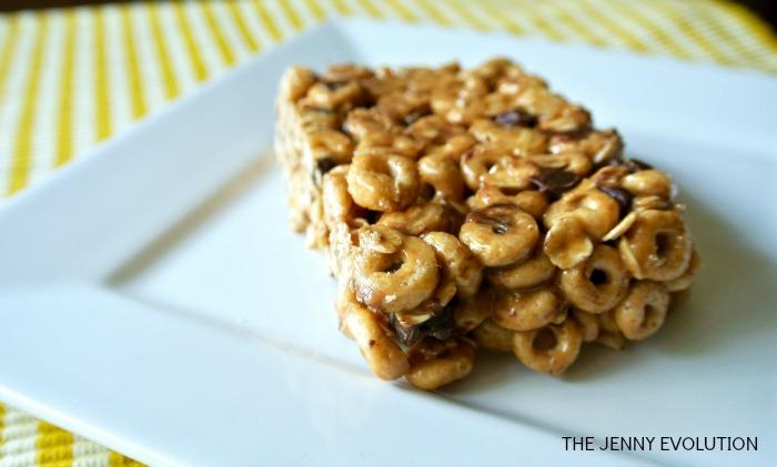 Cheerios Snack Bars Recipe