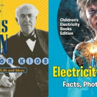 Electricity Books for Kids FB