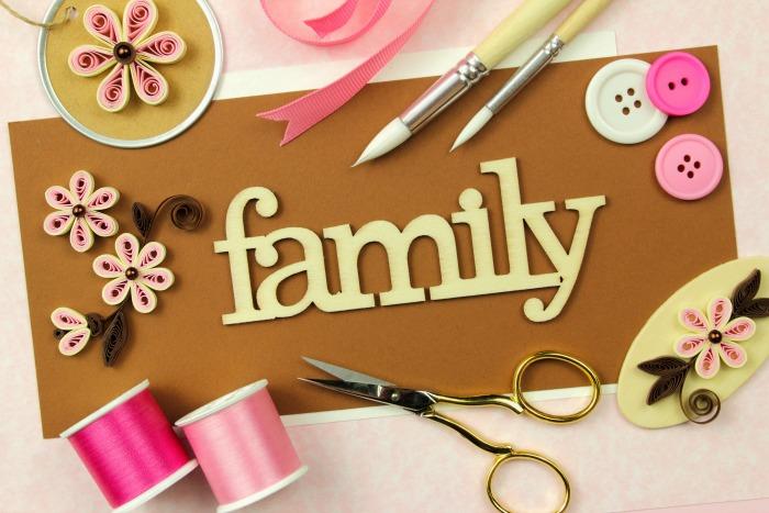 Family Summer Scrapbook Ideas