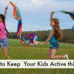 Keep Kids Active FB