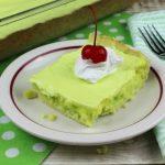 Key Lime Pie Bars FB