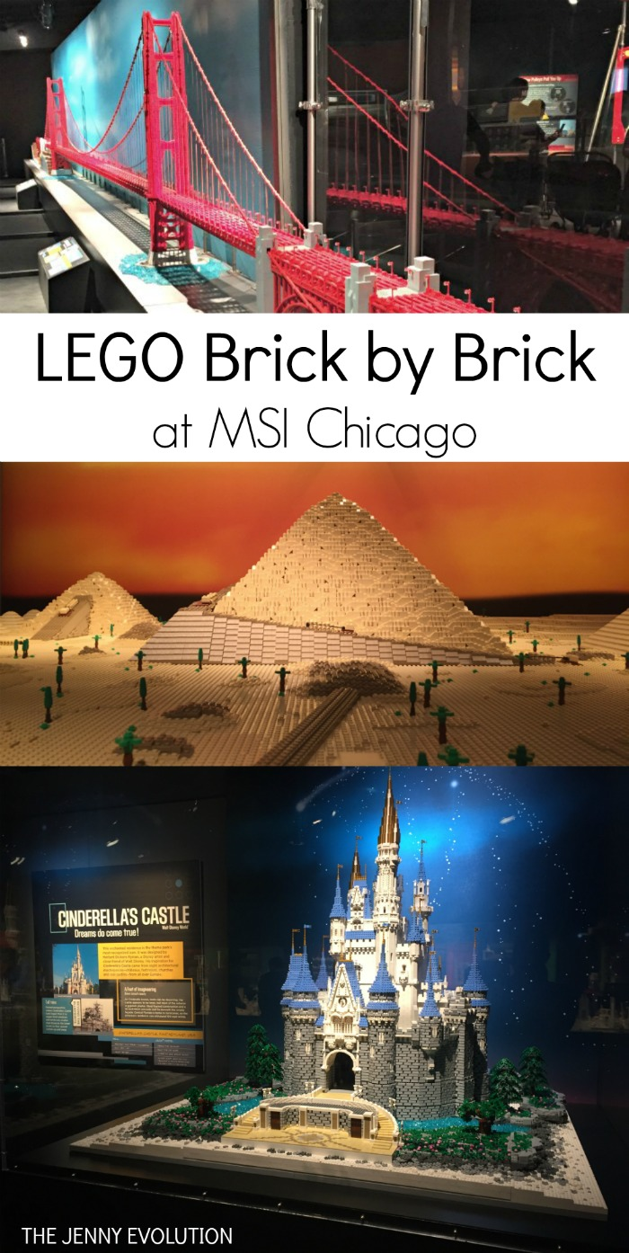 LEGO Brick by Brick at MSI Chicago