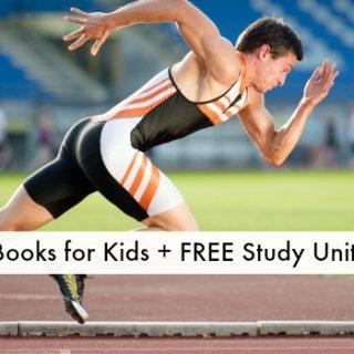 Olympics Books for Kids + Study Unit