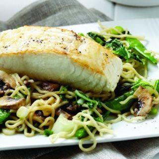 Soba Noodles Fish FB