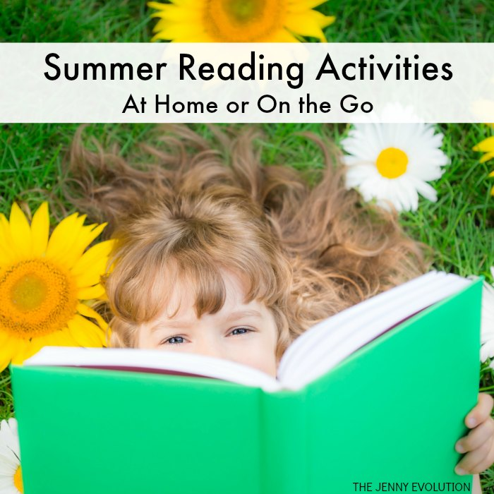 Summer reading - square