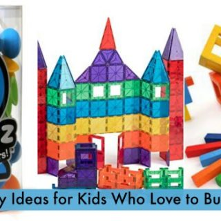 Toys for Kids Who Love to Build