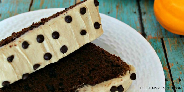 Caramel Chocolate Chunk Pumpkin Bread Recipe FB