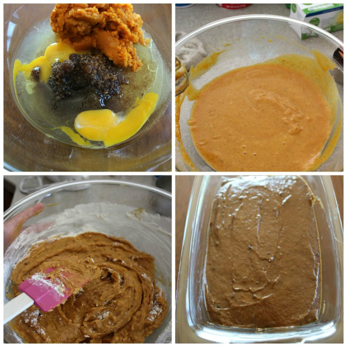 Directions Caramel Pumpkin Bread