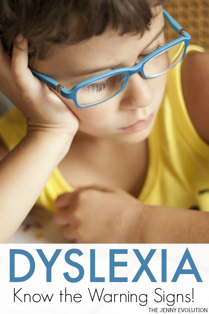 What are the Warning Signs of Dyslexia? If you're wondering, here are the classic signs your child may be Dyslexic