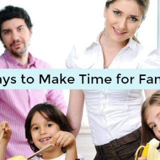 No More Excuses! 6 Easy Ways to Make Time for a Family Meal