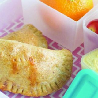 Power Your Lunchbox with Freezable Pizza Pockets