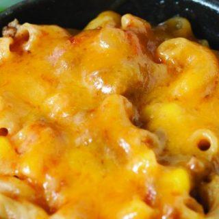 Macaroni Tex Mex Casserole Recipe