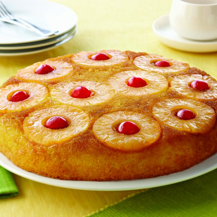 Old Fashioned Pineapple Upside Down Cake, shared by The Jenny Evolution at The Chicken Chick's Clever Chicks Blog Hop