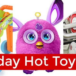 Toys R Us Holiday Hot Toys List! (2016)