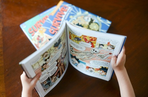reading-the-science-comic-books