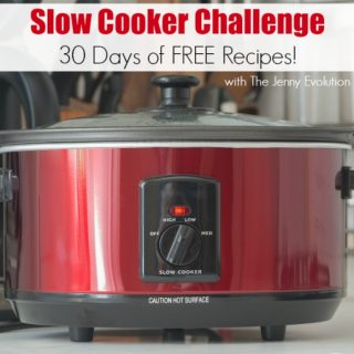 Slow Cooker Challenge! 30 Days of FREE Slow Cooker Recipes