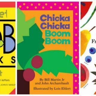 ABC Alphabet Books for Kids