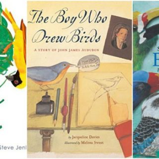 Wonderful Books about Birds for Kids