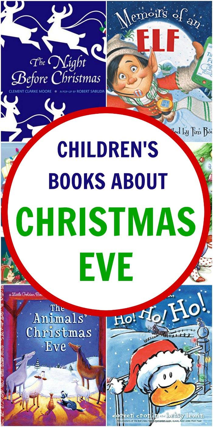 Christmas Eve Books for Children | MOMMY EVOLUTION