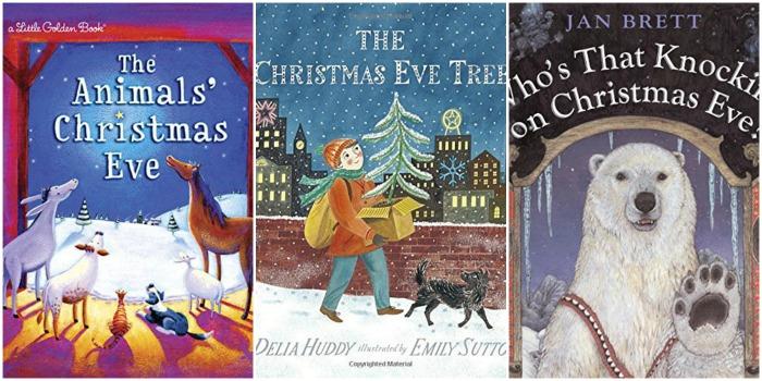christmas eve books