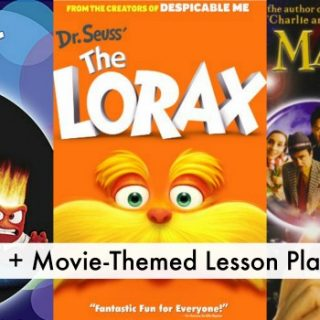 Teach with Movies: Movie-themed Lesson Plans!